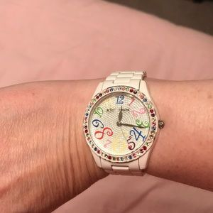 Betsey Johnson Watch Great used condition!
